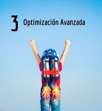 optimización avanzada