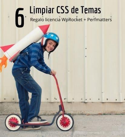 Quitar CSS de temas y Plugins WordPress