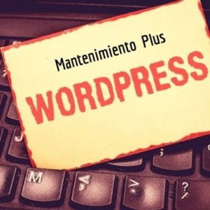 Mantenimiento WordPress Plus